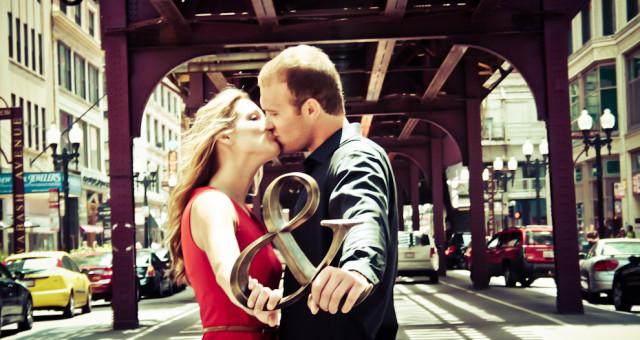 Ashley & Brian....ENGAGED!