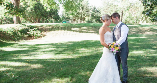 Caitlin + Ryan...Married!