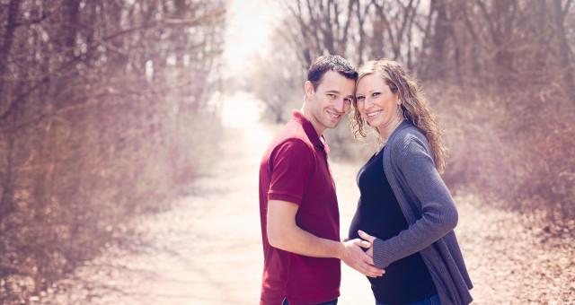 Corine and Ryan…Expecting!