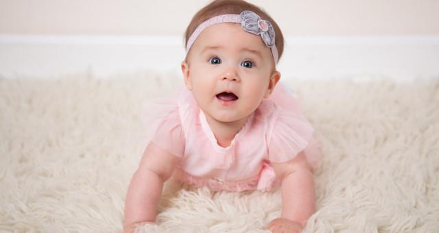 Ella…6 Months!