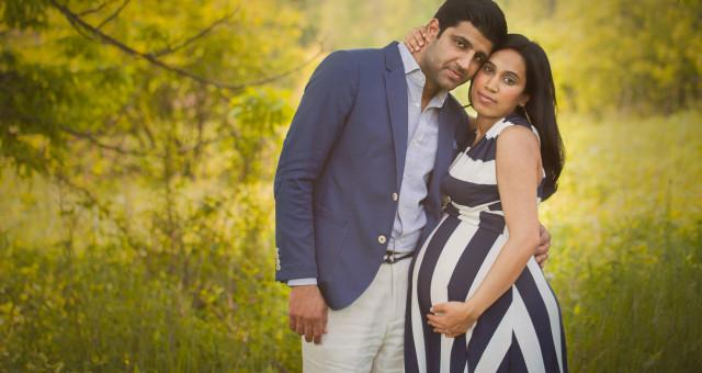 Nasreen + Shafiq…Expecting…Twins!
