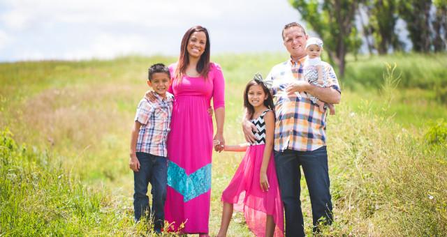 The Doran Family!