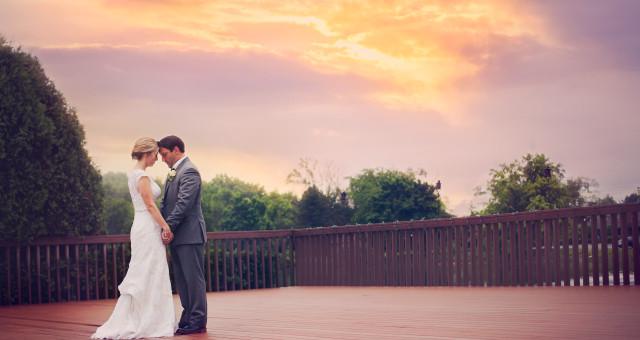 Katie + Ben…Married!