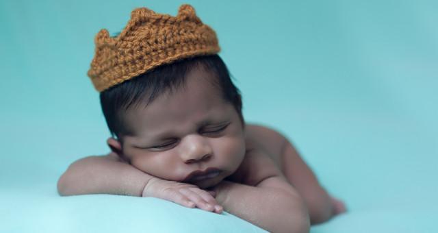 Ashay…Newborn!