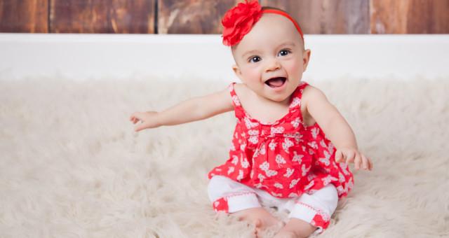 Ava…6 Months!