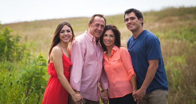 The Kuc Family!
