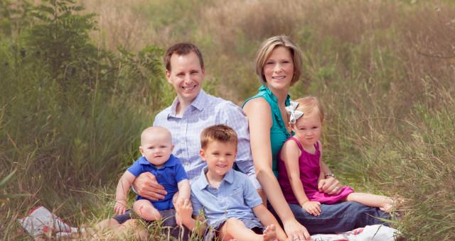 The Pentzien Family!