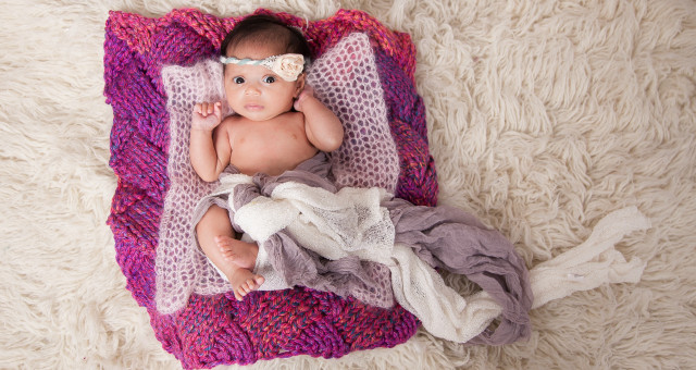 Anya…2 Months!