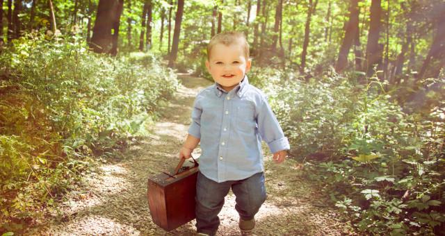 Logan…18 Months!