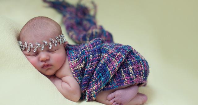 Delaney…Newborn!