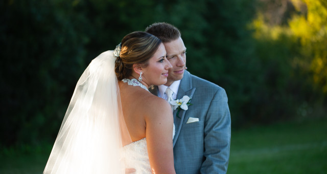 Mike + Jeanine…Married!