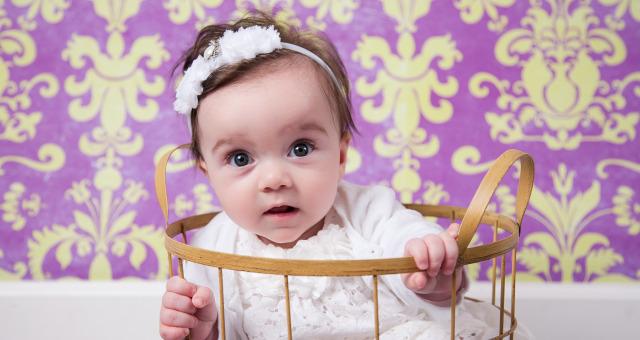 Amber…6 Months!