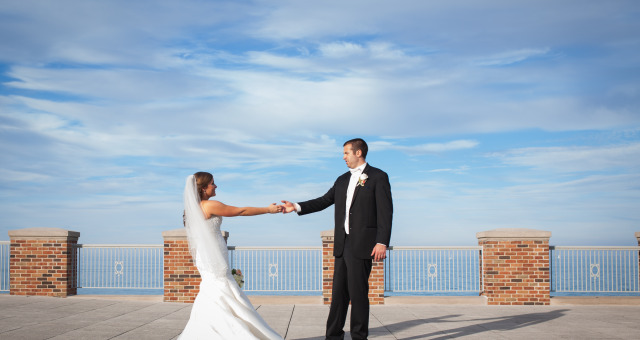 Jessica + Ben…MARRIED!