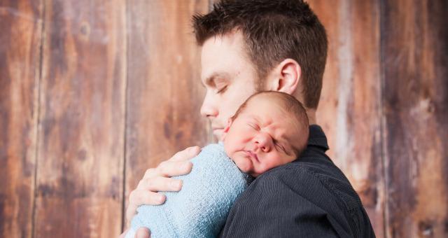 Benjamin…Newborn!