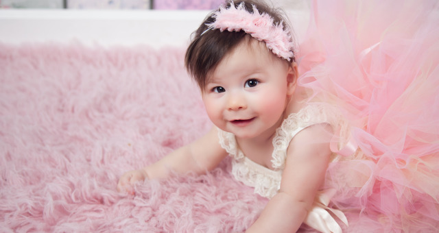 Eleni…6 Months!