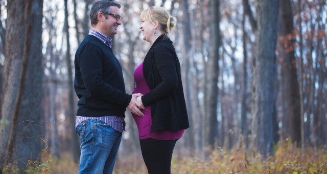 Janie + Tarro…Expecting!