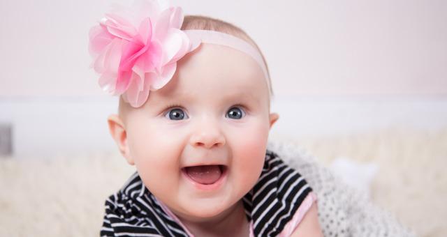 Scarlett…6 Months!