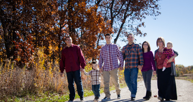 The Hyson Family!