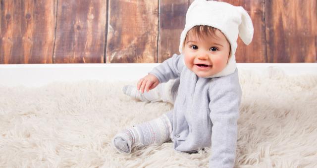 Ellinor…9 Months!
