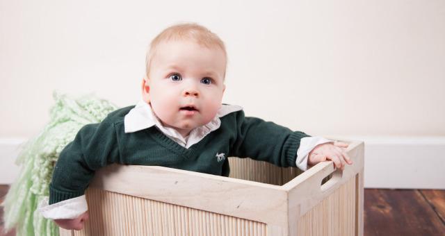 Landon…6 Months!