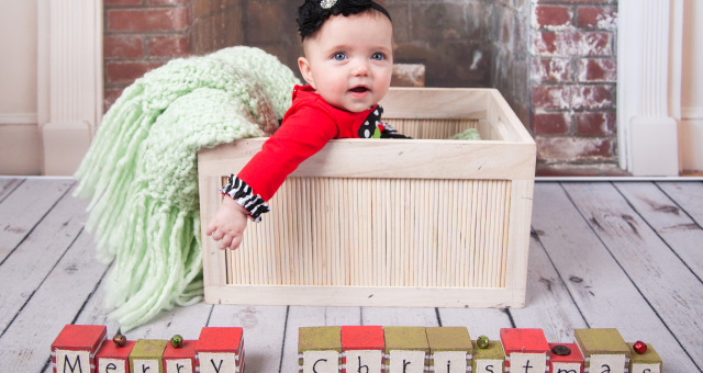 Madelyn…6 Months!