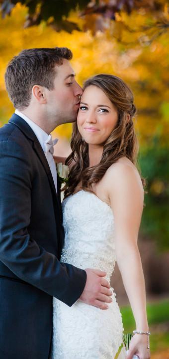 Joe + Kaite…Married!