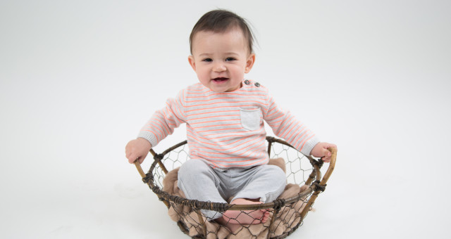 Mason...9 Months!