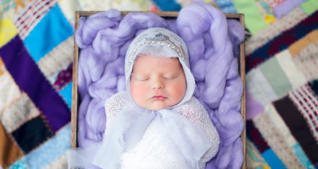 Caroline...Newborn!
