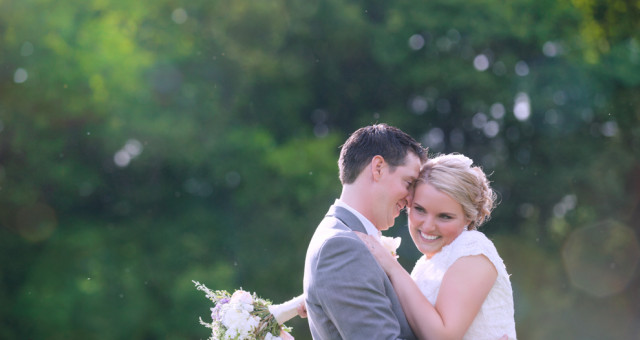 Lindsay + Steve...MARRIED!