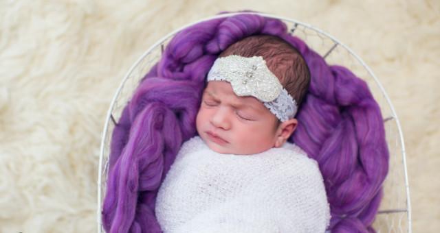 Mila...Newborn!