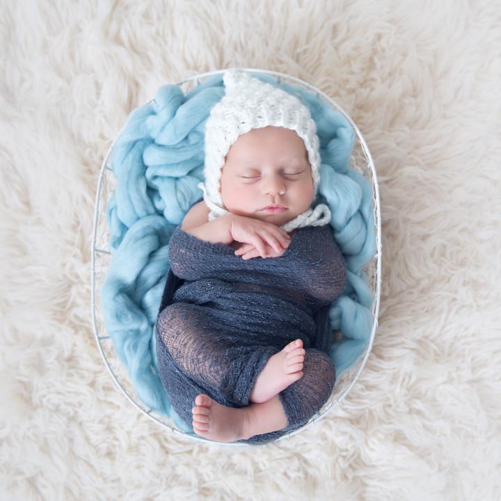 Adam...Newborn!