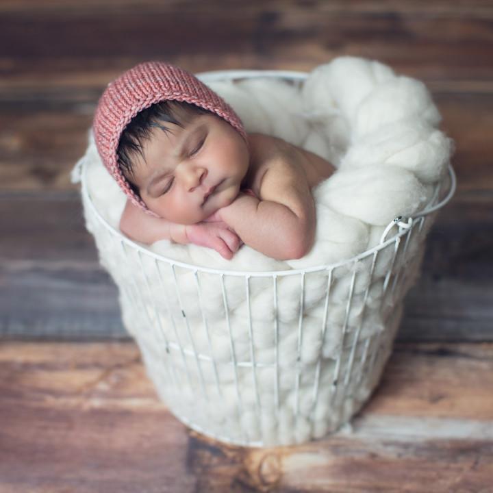 Mishika...Newborn!