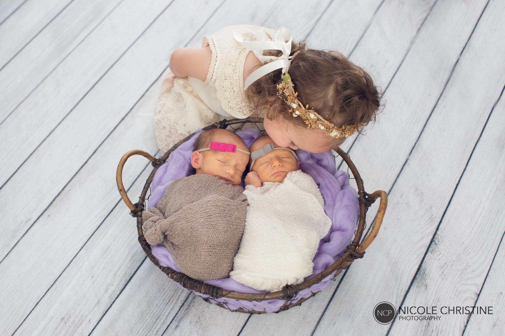 Sleigh Best Schaumburg Newborn Photographer-8