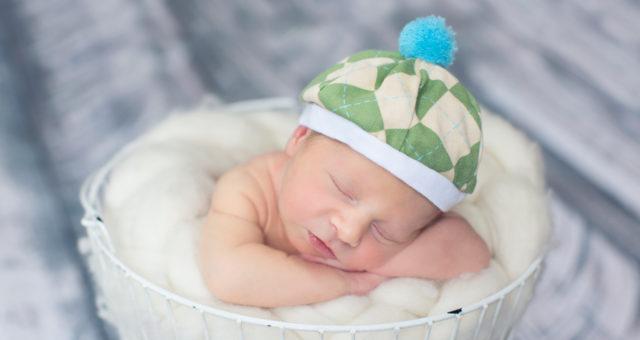 Dominick...Newborn!