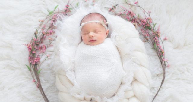 Grace...Newborn!