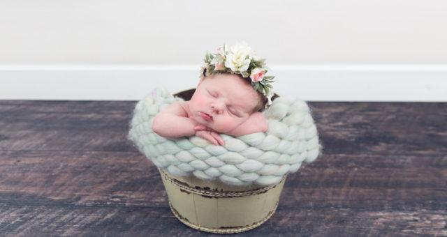 Leighton...Newborn!