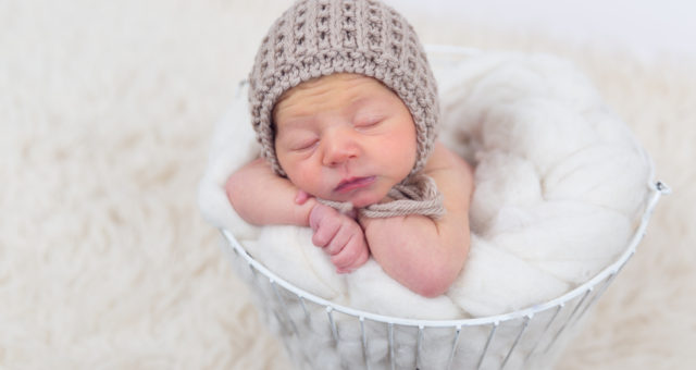Anthony...Newborn!