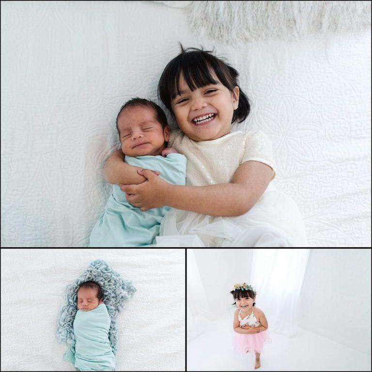 Aryan Chicago Newborn Photographer