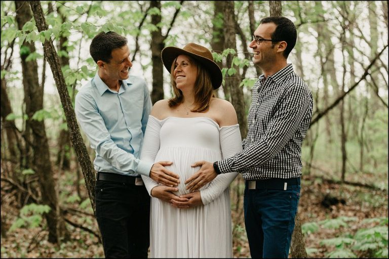 The Surrogacy Story - Chicago Maternity Photographer
