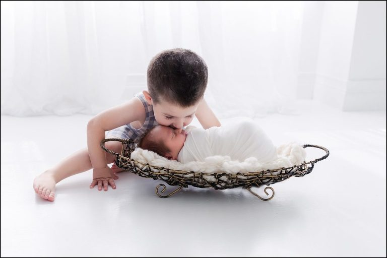 Roselle Newborn Photographer