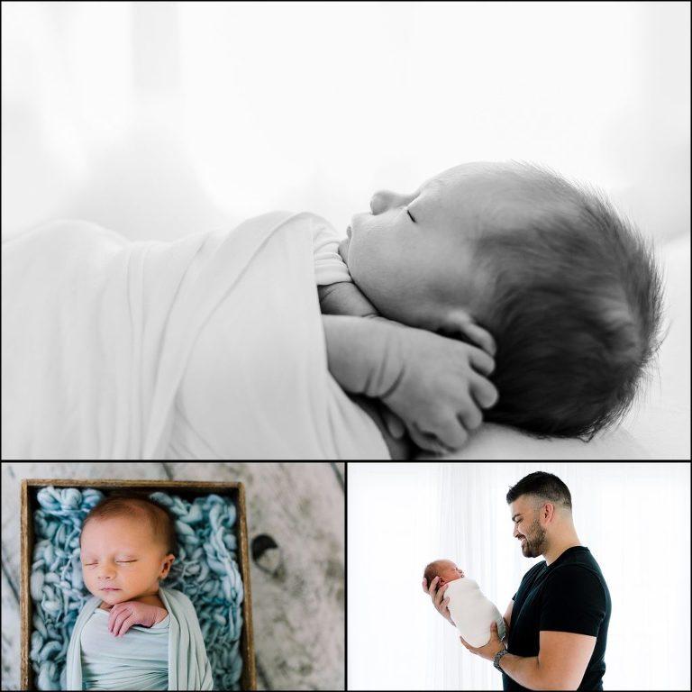 Chicago Area Newborn Photographer