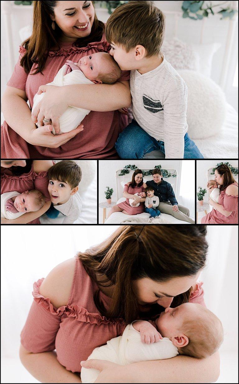 Chicago Newborn Photo Studio