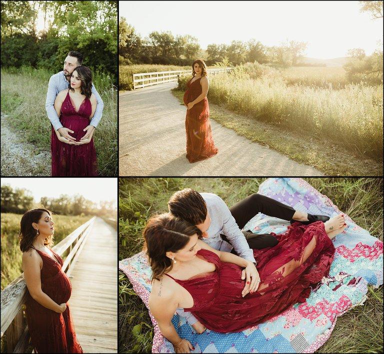 Illinois Maternity Photographer