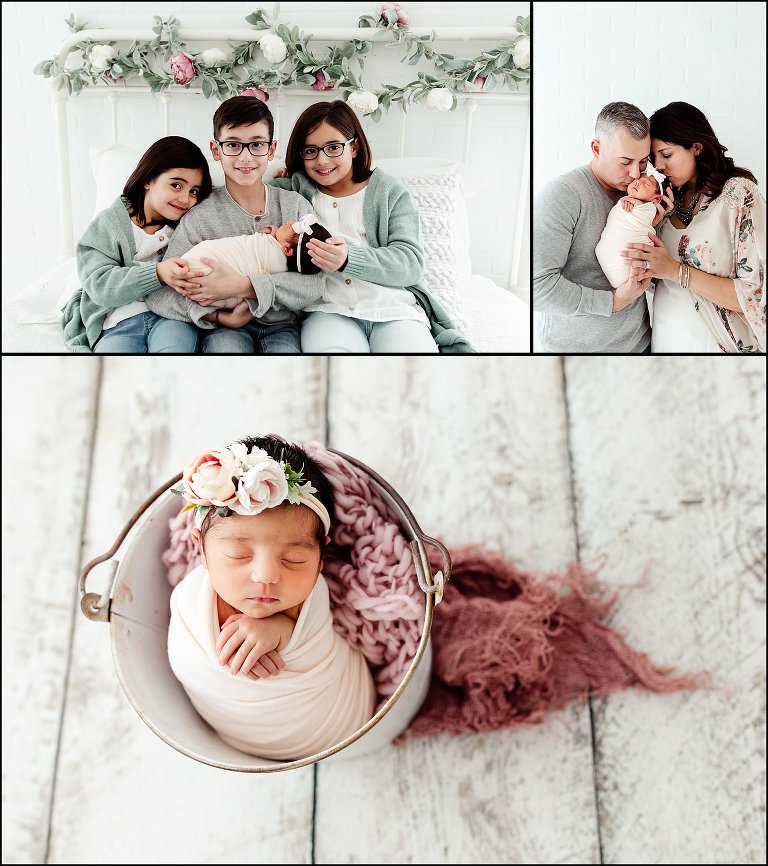 Newborn Family Photographer