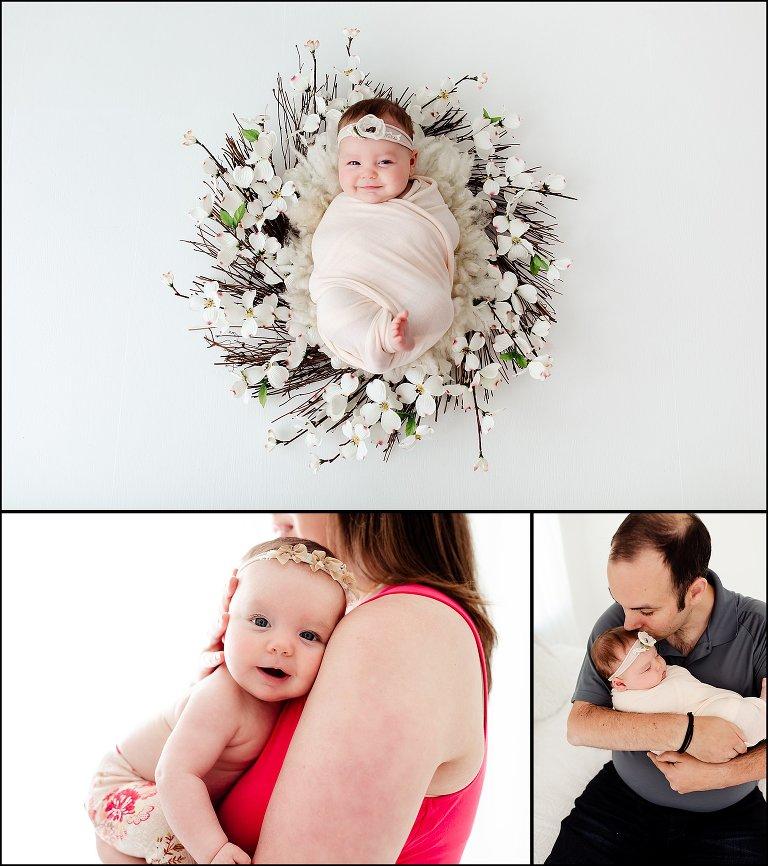 Chicago Newborn Photography Studio